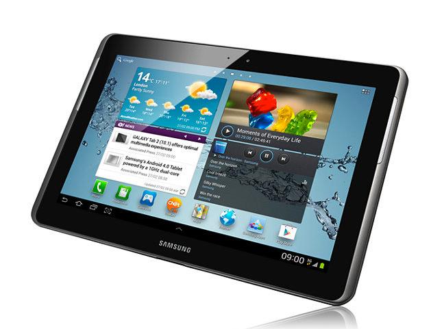 Samsung Galaxy Tab 2 10.1 P5100 en México con Telcel
