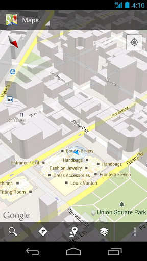 Google Maps Navigation Beta ya en México para Android