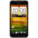HTC Deluxe el DNA versión internacional se filtra imagen