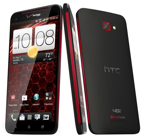 HTC Droid DNA oficial