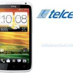 HTC One X ya en México con Telcel