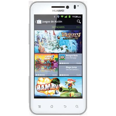Huawei Honor U8860 un Android a 1.4 GHz y multilínea en México