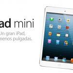 iPad mini ya a la venta en México