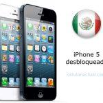 iPhone 5 desbloqueado ya en México, precios oficiales