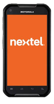 Motorola IronRock ya en México con Nextel