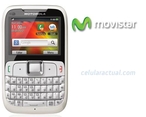 Motorola MotoGo en México con Movistar