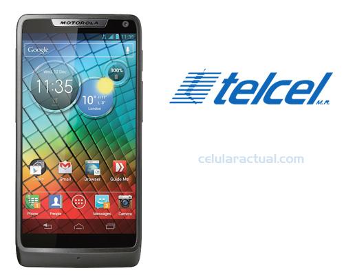 Motorola RAZR i XT890 con Intel ya en México con Telcel