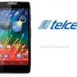 Motorola RAZR HD XT925 ya en México con Telcel