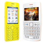 Nokia Asha 205 y Asha 206 son presentados oficialmente