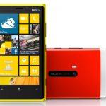 Nokia Lumia 920 con 2.5 millones de pedidos en el mundo