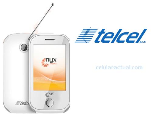 NYX Kyt tv con TV gratis en Telcel