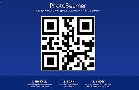 Nokia lanza PhotoBeamer