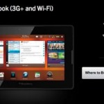 BlackBerry PlayBook 3G+ comienza su venta