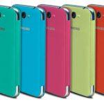 Samsung lanza coloridas cubiertas protectoras para el Galaxy S III y Galaxy Note II