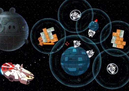 Video Angry Birds Star Wars el trailer oficial