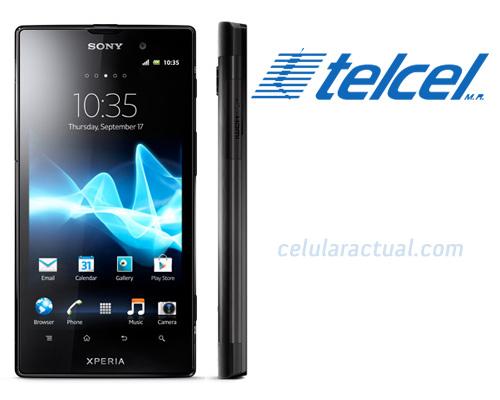 Sony Xperia ion LTE ya en México con Telcel