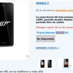 El Sony Xperia T ya en preventa en México, se entrega el 16 de noviembre