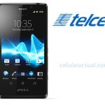 Sony Xperia T ya en México con Telcel