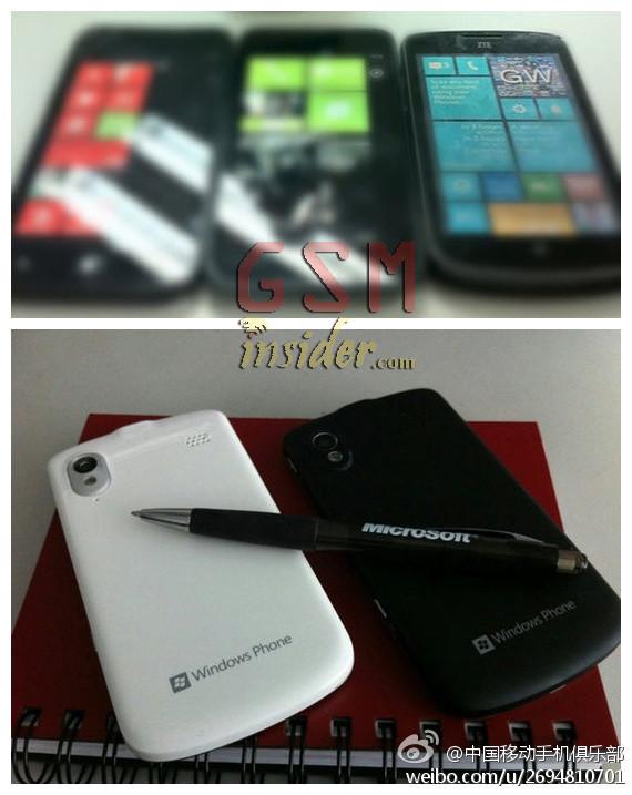 ZTE nuevos WIndows Phone y uno con 5.9 pulgadas