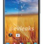 ZTE Grand X Pro se filtra imagen con pantalla borde a borde