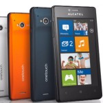 Alcatel One Touch View con Windows Phone 7.8 es oficial