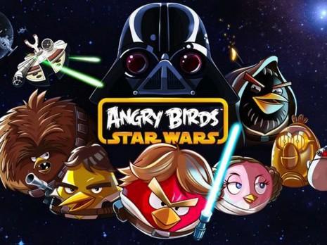 Angry Birds Star Wars para Windows Phone 7.5