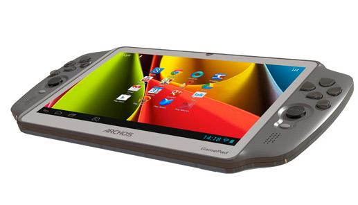Archos GamePad para juegos con Android Jelly Bean