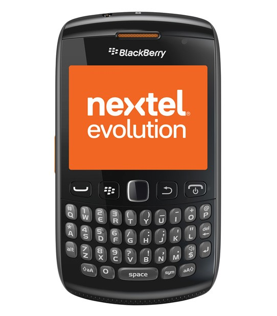 BlackBerry 9620 ya en México con Nextel