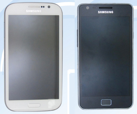 Samsung Galaxy S II Plus y Galaxy Grand Duos con Android 4.1 Jelly Bean en fotos