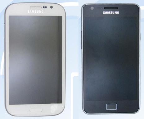 Samsung Galaxy S II Plus y Galaxy Grand Duos con Android 4.1 Jelly Bean en fotos