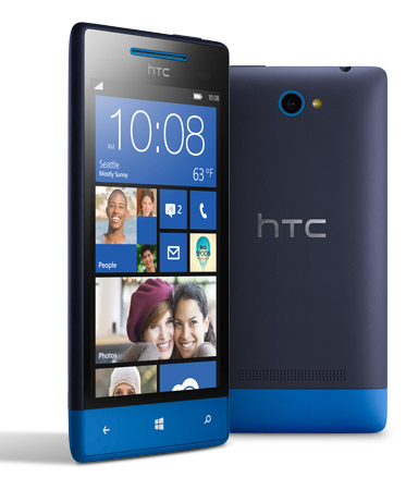 HTC 8S con Windows Phone 8 para México