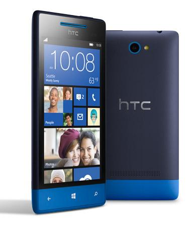 HTC 8S con Windows Phone 8 para México