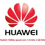Huawei confirma phablet competidor del Galaxy Note II