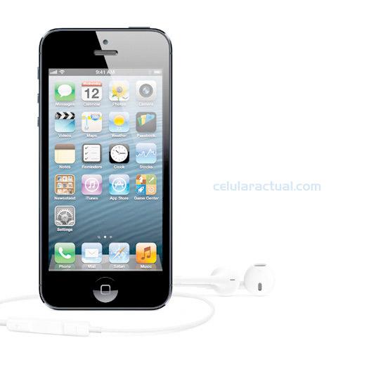El iPhone 5 de Apple
