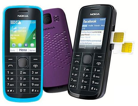Nokia 114 un básico dual SIM