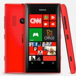 Nokia Lumia 505 todas las especificaciones oficiales