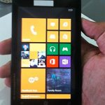 Un Nokia Lumia con gran pantalla aparece en foto