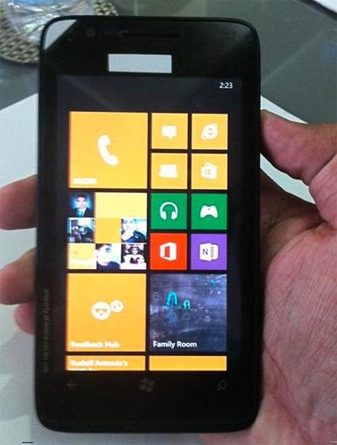 Nokia Lumia con gran pantalla