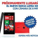 Nokia Lumia 505 Edición Telcel pronto en México