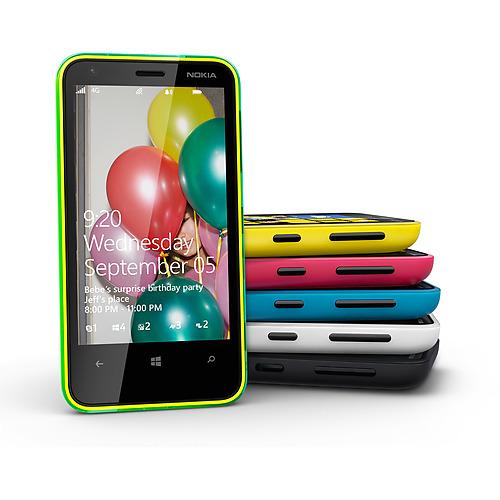 Nokia Lumia 620 con Windows Phone 8 barato