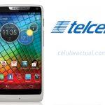 Motorola RAZR i llega en color blanco a Telcel