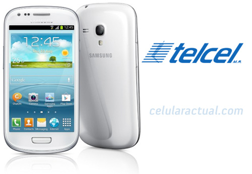 Samsung Galaxy S III mini GT-I8190L ya en México con Telcel