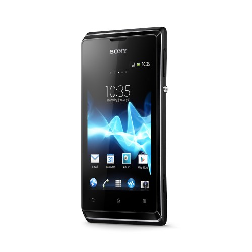 Sony Xperia E con Android Jelly Bean