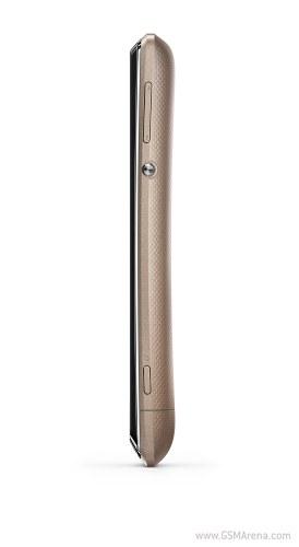 Sony Xperia E dual con Android 4.0 ICS