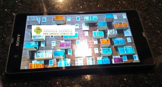 Sony Xperia Yuga rumor en foto en directo