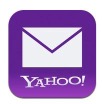 Yahoo! Mail App icon Logo