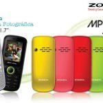 Zonda ZM201 un básico, multilínea y musical ya en México