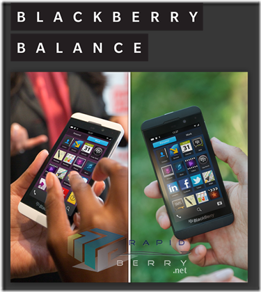 BlackBerry Z10 se deja ver en blanco y negro con BlackBerry 10