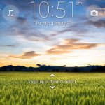 Imágenes del Sony Xperia S con Android 4.1 Jelly Bean