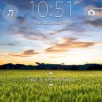 Imágenes del Sony Xperia S con Android 4.1 Jelly Bean